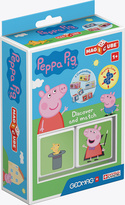 Geomag Peppa Pig Discover & Match