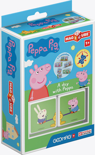 Geomag Peppa Pig A day with Peppa