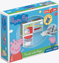 Geomag Peppa Pig Travel with Peppa