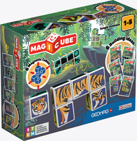 Magicube Jungle Animals