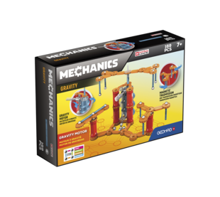 Mechanics Gravity 169 pcs